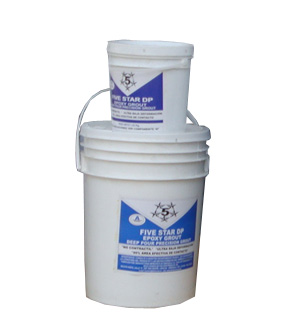 Five Star Epoxy Grout